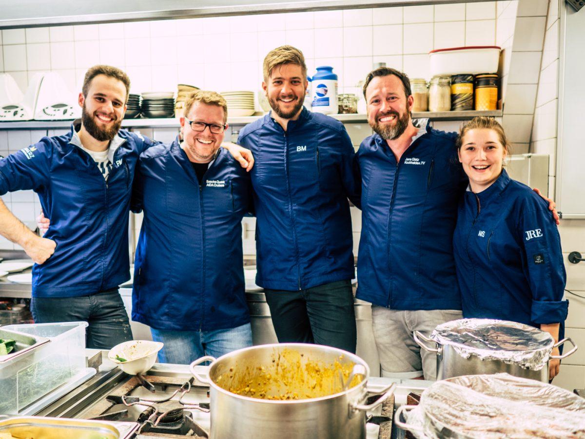 Küchenparty bei MAERZ - www.jens-glatz.com