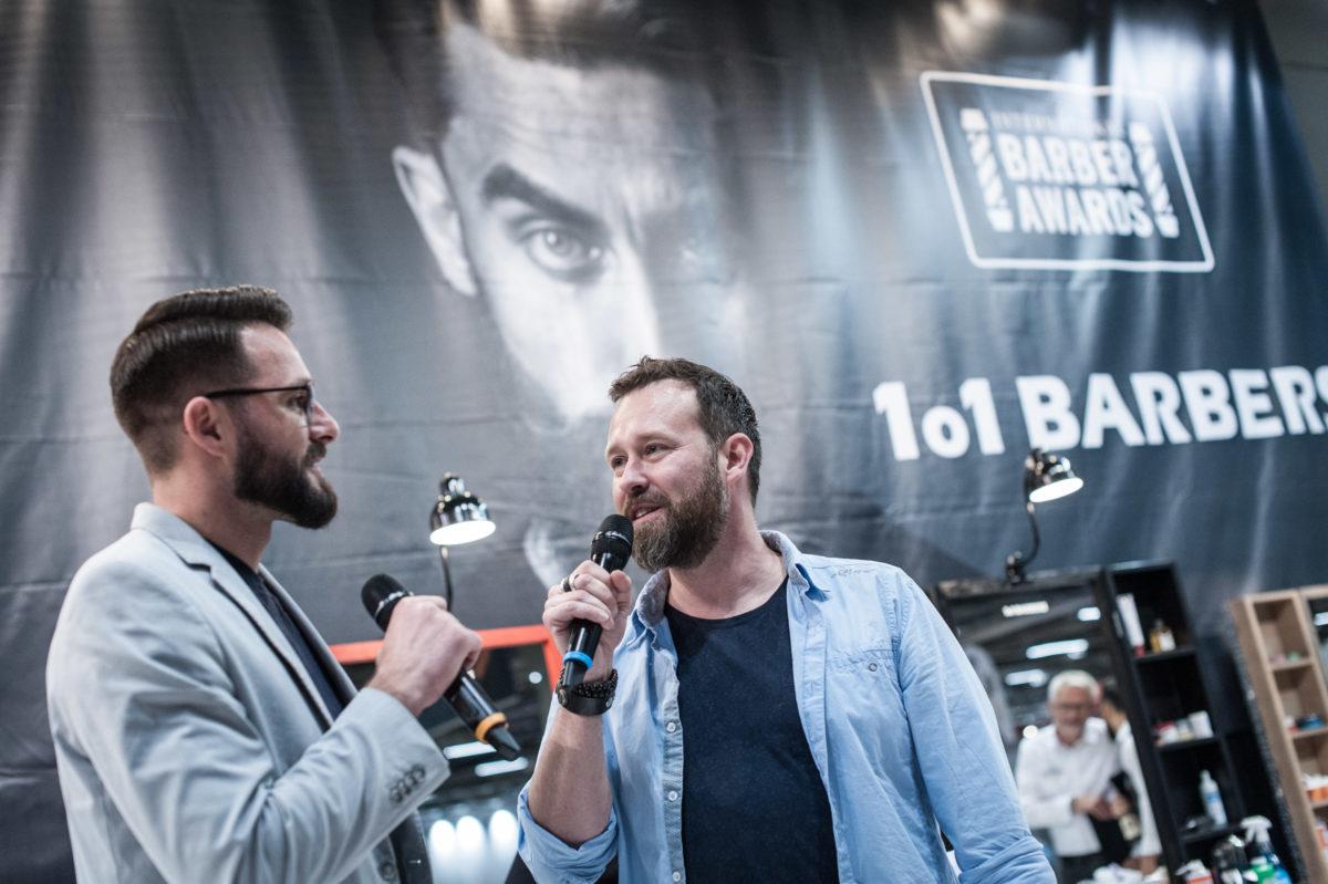 International Barber Awards 2017 - Moderation- www.jens-glatz.com