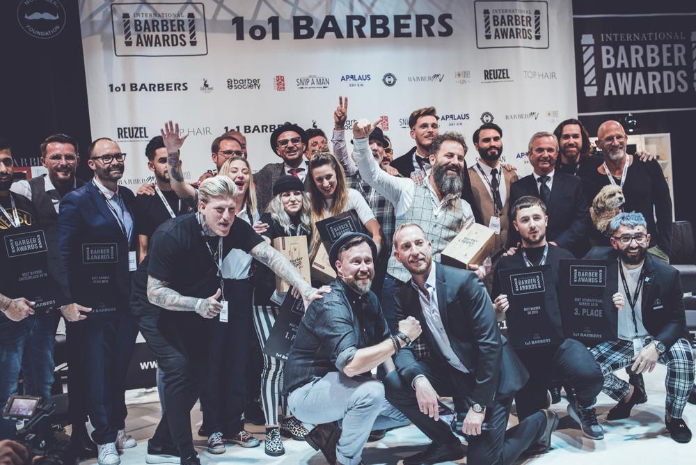 InternationalBarberAwards 2018 - www.jens-glatz.com